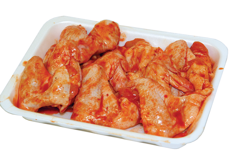 Tikka Chicken Wings (marinated)