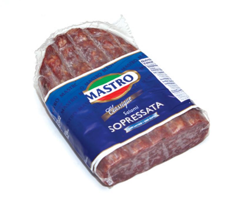 Sweet Italian Salami Sopressatta