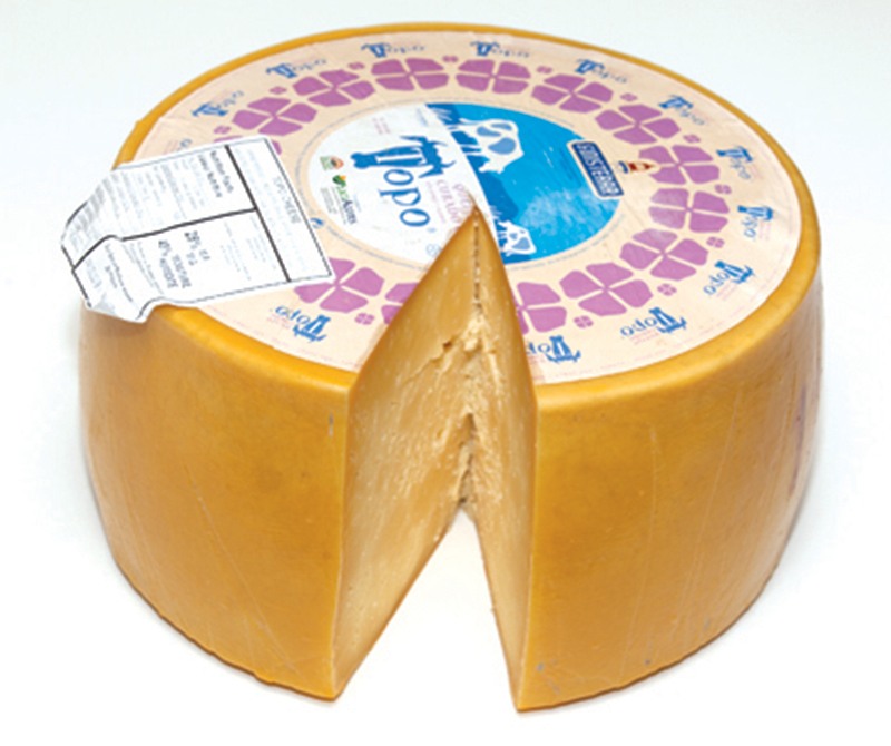 Whole St. Jorge Cheese