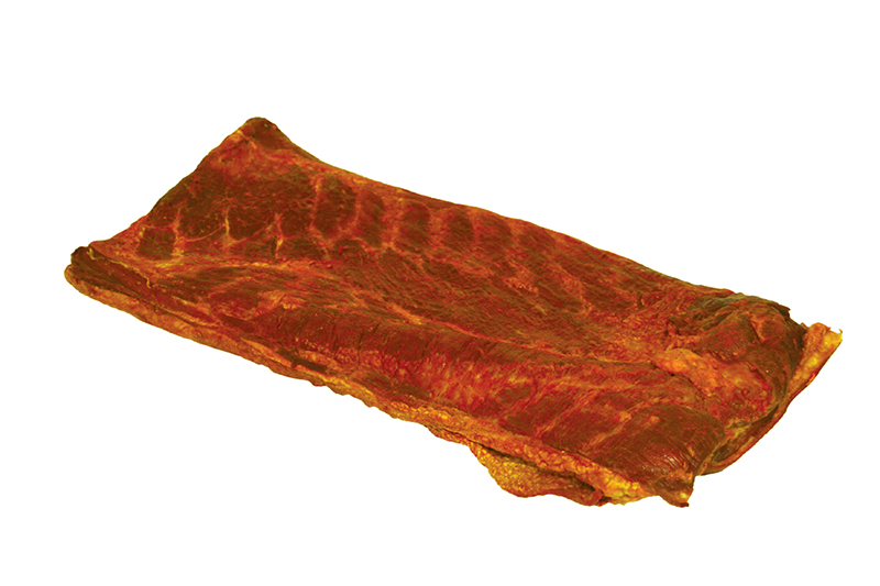 Whole Smoked Spicy Bacon