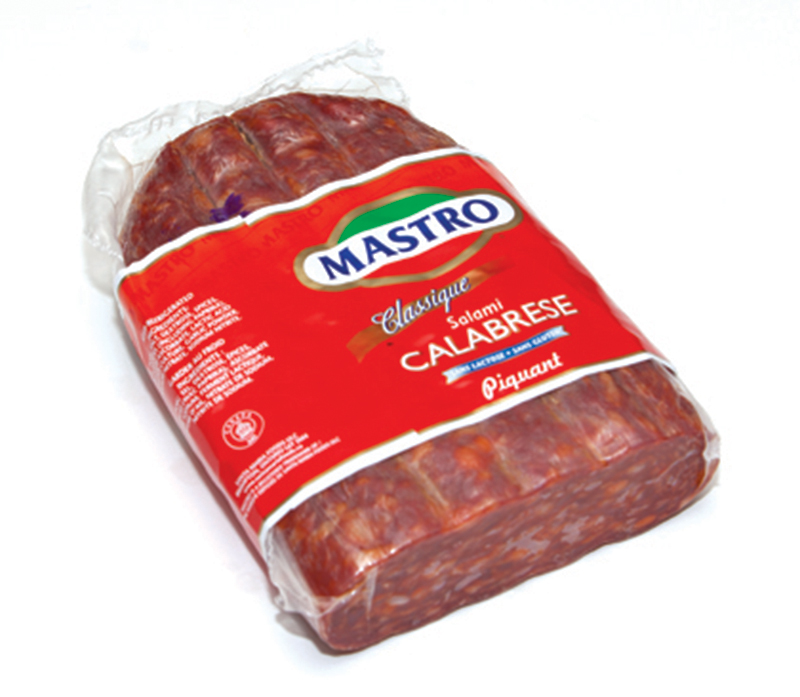 Whole Hot Calabrese Salami
