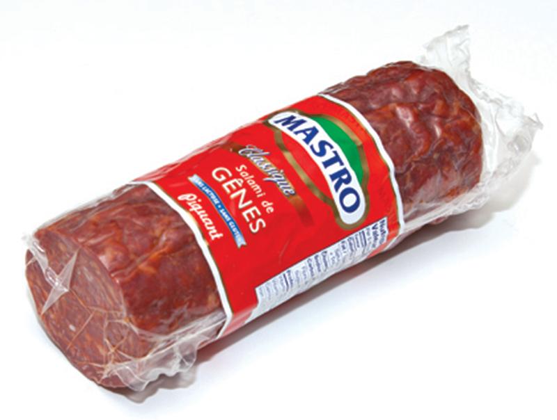 Whole Italian Hot Salami